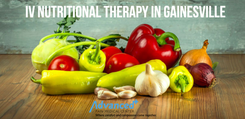 iv nutritional therapy