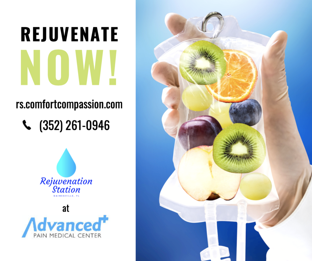 iv therapy gainesville fl